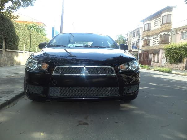IMPECABLE 2011  MITSUBISHI LANCER SPORBACK